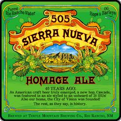 505 Sierra Nueva