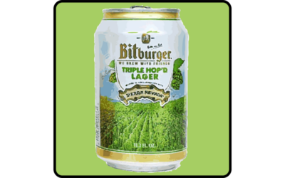 Bitburger & Sierra Nevada – Triple Hop'd Lager