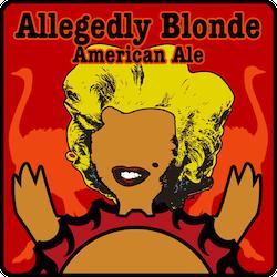 Allegedly Blonde