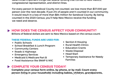 Gift Card Giveaway – Census2020