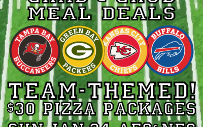 Gameday Meal Deals