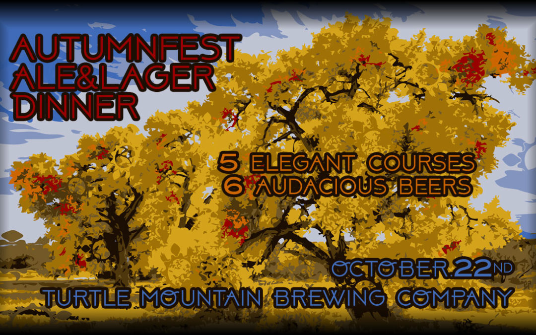 Autumnfest Ale&Lager Dinner
