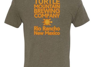 Hopshell IPA T-Shirt (back)