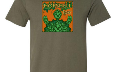 House Beer Logo Ts!