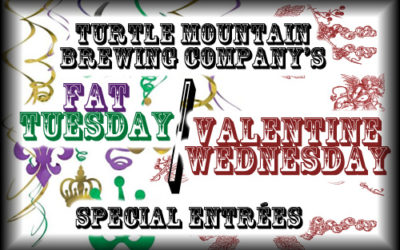 Fat Tuesday/Valentine Wednesday