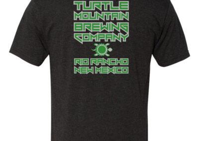 Metal Snake Stout T-Shirt (back)