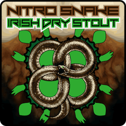 Nitro Snake – Irish Dry Stout