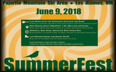 Pajarito SummerFest 2018