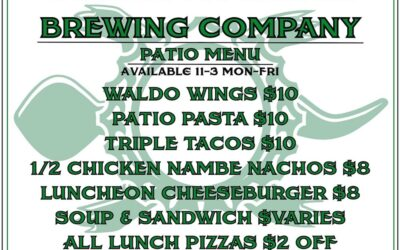 Patio Lunch Specials