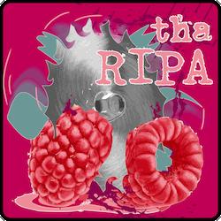 Tha RIPA – Raspberry White IPA
