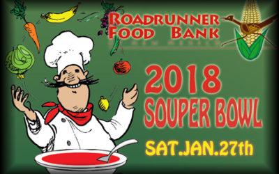 Souper Bowl 2018