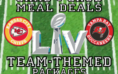Super Bowl Meal Deals