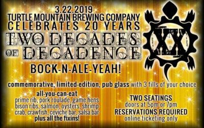 20th Anniversary Bock-n-Ale-Yeah!