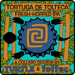 Tortuga de Tolteca