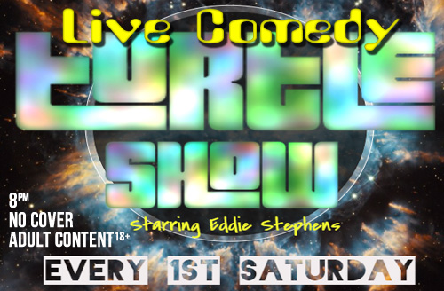 Oct.7th Comedy Show