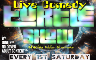 Comedy Show 1st Saturdays